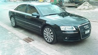 Audi A8 4.2 D3 - Тест-Драйв