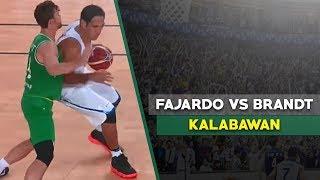 Fajardo vs Brandt | Lakas ni June Mar Mangalabaw