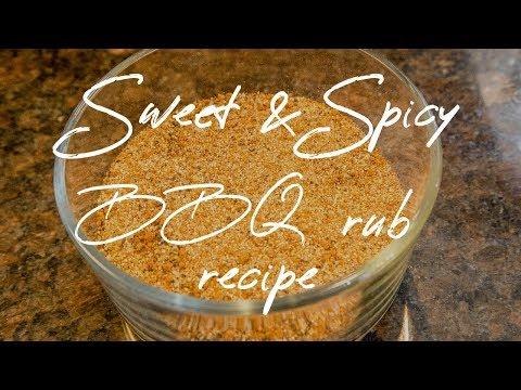 BBQ Rub Recipe | Barbecue Rub Recipe from The Barbecue Lab