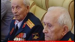Два ветерана из Новосибирска отправятся на место Курской битвы