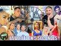 5 SECONDES CHALLENGE ! (Feat: Kentin - Les Anges) : Le jeu de la vérité avec rapidité !