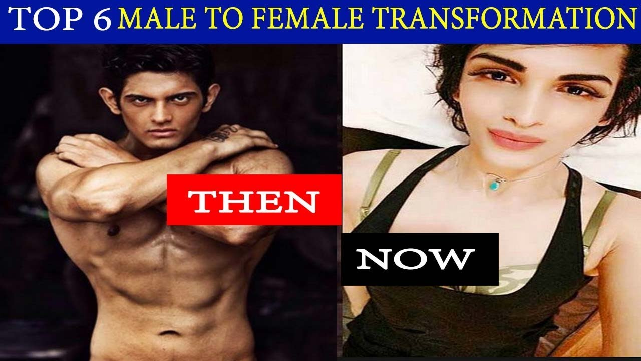 Famous people who changed gender 14