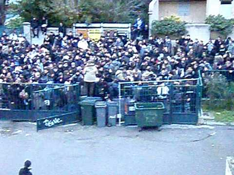 Blocus lyc e adam de craponne 2 youtube - Ecole salon de provence ...