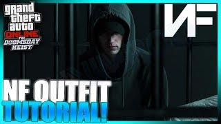 4 NEW NF 'PERCEPTION' Outfit Tutorials! (GTA Online)