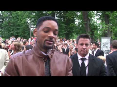 Karate Kid - Red Carpet Premiere In Norway - Will Smith, Jaden Smith, Jackie Chan