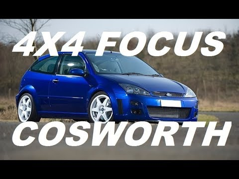 ford focus rs 2003 engine specs