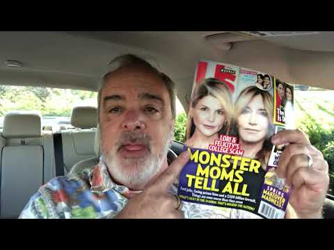 Big Jim - At Work - WATCH: HS Principal Rant About Aunt Becky Admissions Scandal