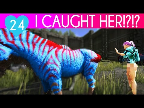 I CAN NOT BELIEVE SHE DID THIS! | Ark Survival Evolved Gameplay | Season Alpha E24