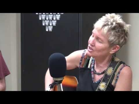 "Eliza Gilkyson ""Beauty Way"" Live on Stay Tuned Radio"