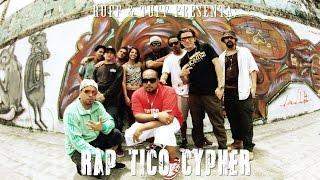 Rap Tico Cypher - Toledo, D. Carter, Cehzar, Crypy, Jahckal, Charly Bless, Chama, Tinez, Nakury, DjP