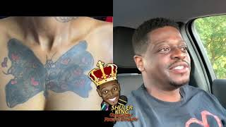 Shuler King - They Did This Tattoo With A Crayon!!!