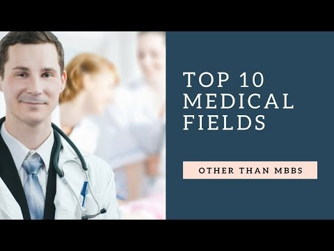 Top 10 Fields Other Than MBBS and BDS  [with scope in Pakistan]