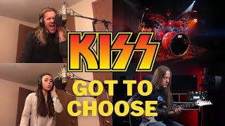 Got To Choose | KISS | Remote Jam