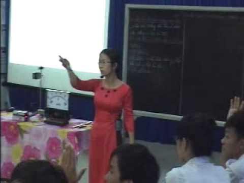 Hội thi giáo viên dạy giỏi THPT năm 2012-2013 với các tiết dạy trực tuyến
