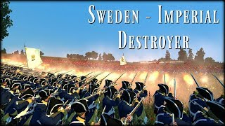 Imperial Destroyer - Sweden Part 6