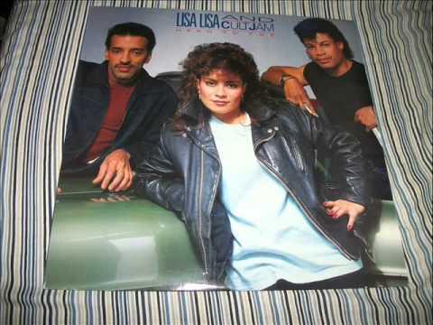 Lisa Lisa and Cult Jam Head to Toe