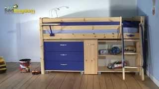 Thuka Trendy 11 Mid Sleeper Bed