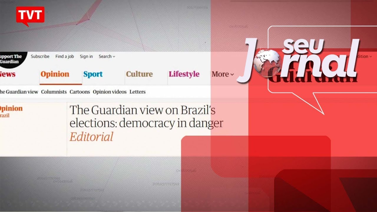 The Guardian: democracia brasileira em perigo com eleição de Jair Bolsonaro