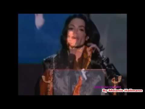 Michael Jackson speaks i love you many times and german