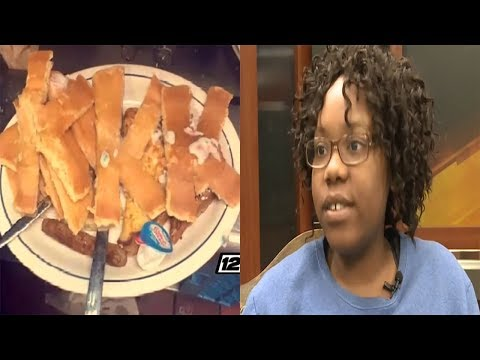 IHOP Waitress Finds The Letters KKK Spelled In Pancakes After Serving 3 Caucasian Teens