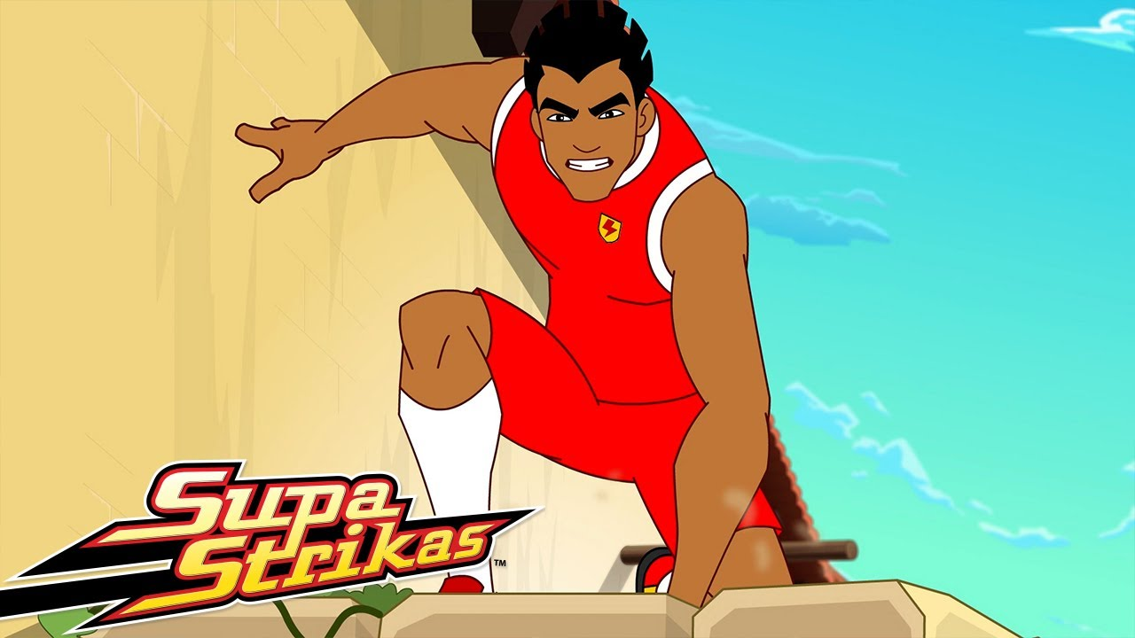 Supa Strikas - Match Day! ⚽ | Top 3 Matches: Season 5 | Compilation | Soccer Cartoon for Kids!