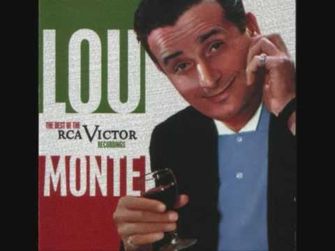 Lou Monte  What did Washington say