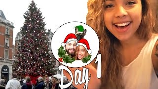 The First Day of Vlogmas! Thumbnail