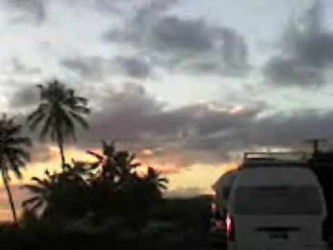 Fiji - Coral Coast drive