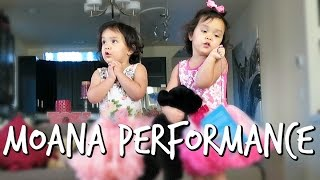 MOANA ON BROADWAY? - Dancember 06, 2016 -  ItsJudysLife Vlogs
