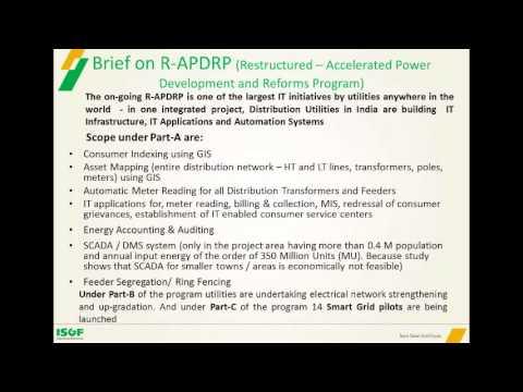 WEBINAR: Smart grid challenges & opportunities in India