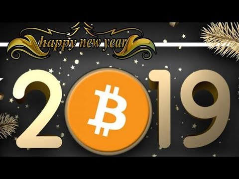 Happy New Year! What To Expect In Crypto For 2019?