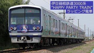伊豆箱根鉄道3000系電車