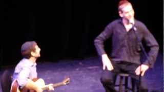 Matisyahu King without a crown  Acoustic Live in San Antonio Empire Theater