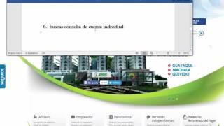 ECUADOR ACTUALIZACION DE CESANTIA