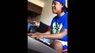 Tori Kelly - All In My Head (cover) Ray Gifted Keys