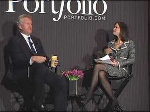 Jeff Immelt on CEO Pay