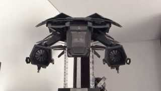Unboxing The Bat (The Batplane from TDKR)
