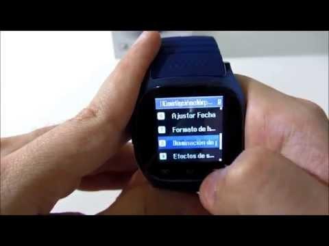Review Smartwatch Rwach R26