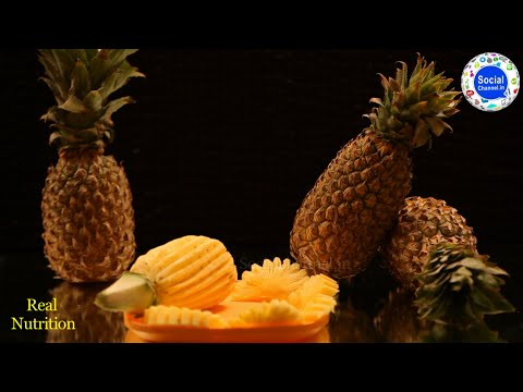 #Benefits of Pineapple #Ananas ke fayde #Pineapple juice #Healthy Heart #Weight loss #Energy Drink