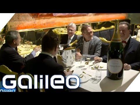 Nur für Superreiche: Der geheimste Club Deutschlands   Galileo   ProSieben