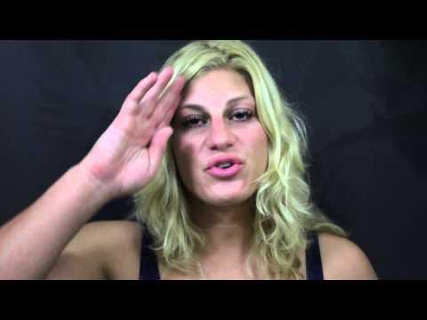"""Kayla Harrison: When I wake up I think about judo """"i am judo"""""""