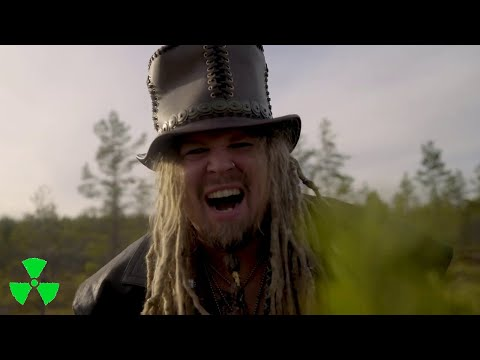 KORPIKLAANI - Leväluhta (OFFICIAL MUSIC VIDEO)