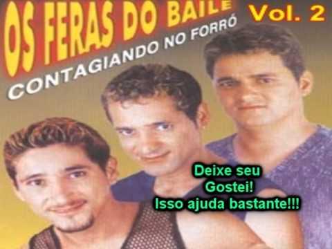 cd os feras do baile 2009