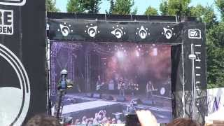 Bastian Baker live, Song about a Priest, Heitere 2013