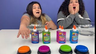Don't Push the Wrong Button Slime Challenge