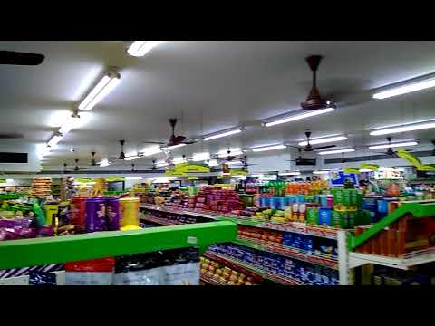 The normal life in Coimbatore India part 3 - supermarket