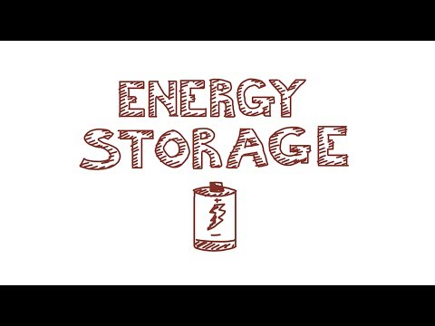 The Future of Clean Energy - Grid-Scale Storage