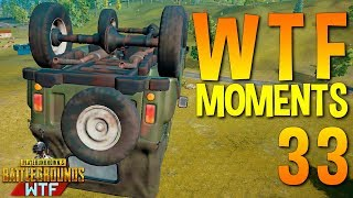 PUBG WTF Funny Moments Highlights Ep 33 (playerunknown's battlegrounds Plays)