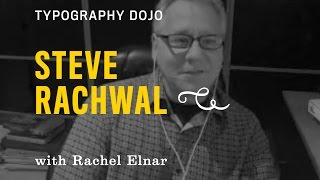 Typography Dojo: Phototypesetting Interview with Steve & Briar Levit of Graphic Means
