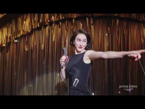Удивительная миссис Мейзел | 3 Сезон | Трейлер (2019)